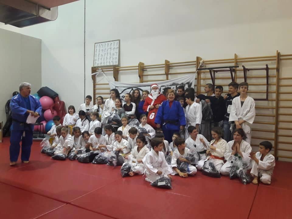 Il team di Judo San
