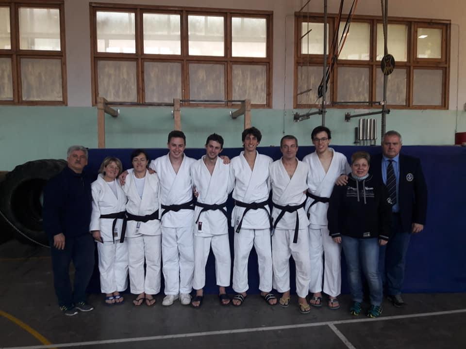 Judo San cinture nere