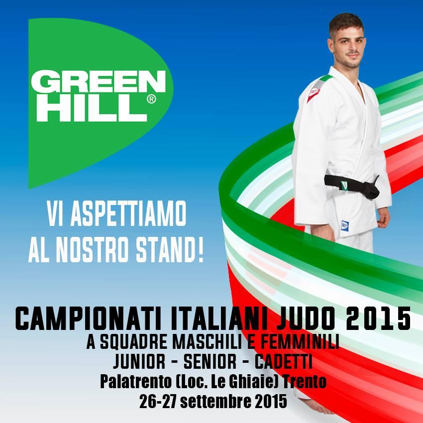 In Trentino Campionati Italiani a Squadre di Judo 2015 – Trento